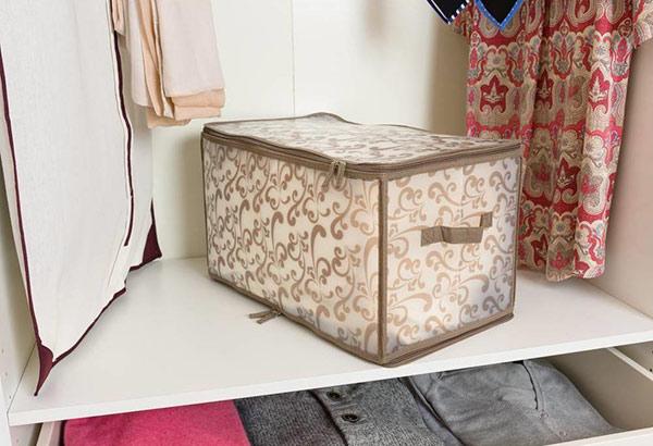 Scatole ordinett per armadi pannelli decorativi plexiglass - Scatole porta abiti ...
